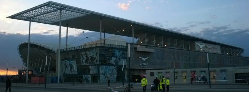 A l'Altrad Stadium pour Montpellier-Ajaccio