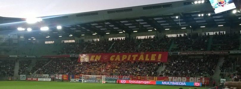 Caen – Gazelec… Et on a vu marquer Manu Imorou !