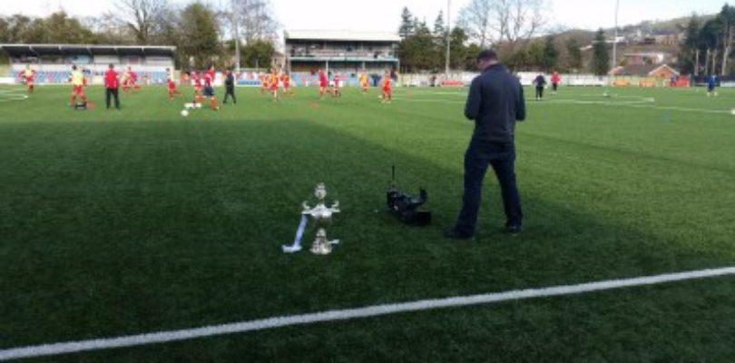 On a tenté d'assister aux deux demi-finales de la Coupe du Pays de Galles