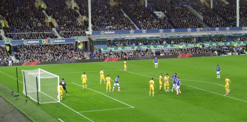 Everton – Crystal Palace