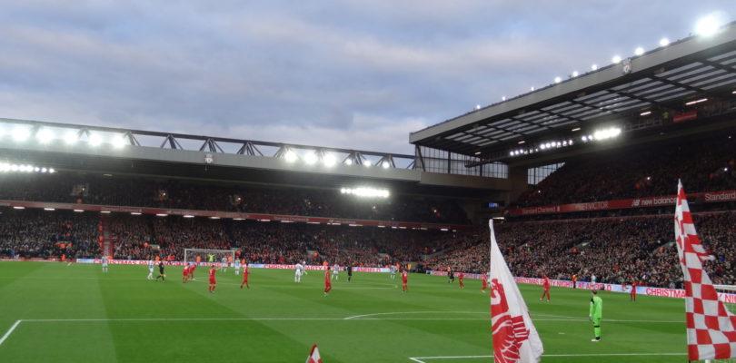 Liverpool – WBA et Watford: mes débuts dans le Kop