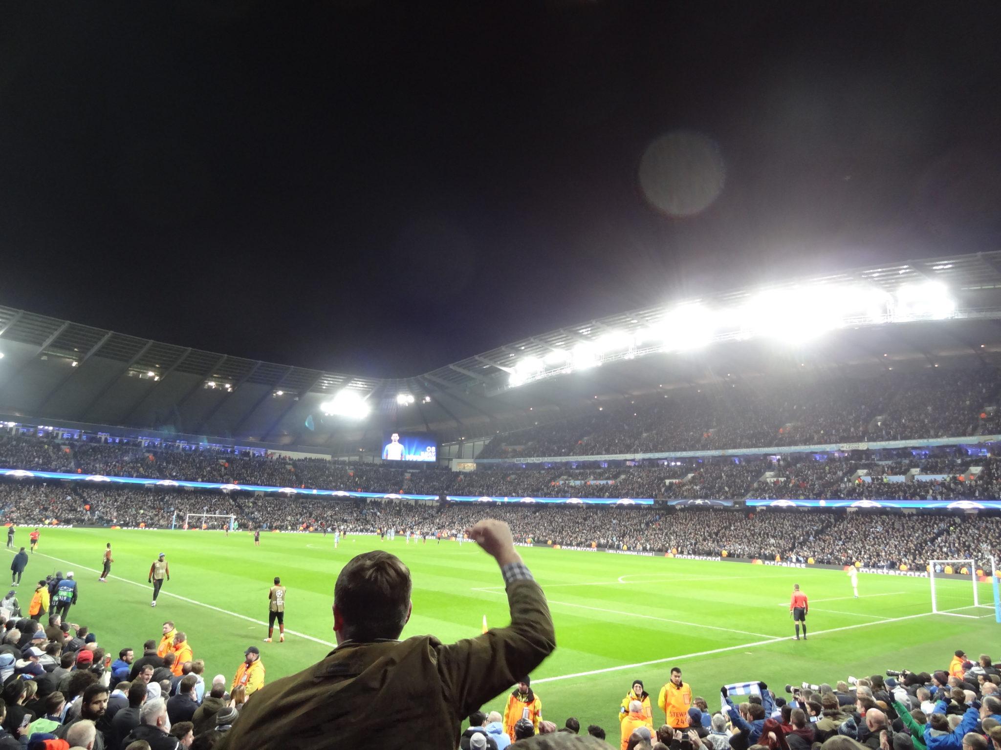 Manchester City - Barça (LdC)