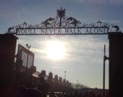 Liverpool – Sunderland dans la nouvelle tribune Main Stand
