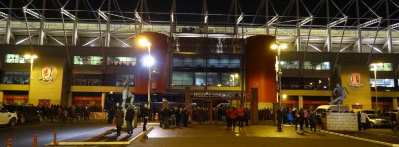 Middlesbrough – Liverpool en Away