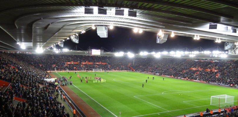 Southampton – Liverpool en Away: 1/2 League Cup