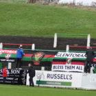 Glentoran FC – Crusaders FC à Belfast