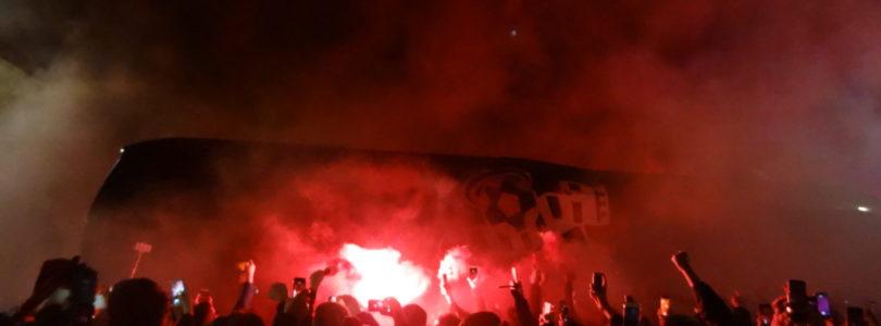 Liverpool – Southampton: 1/2 de League Cup