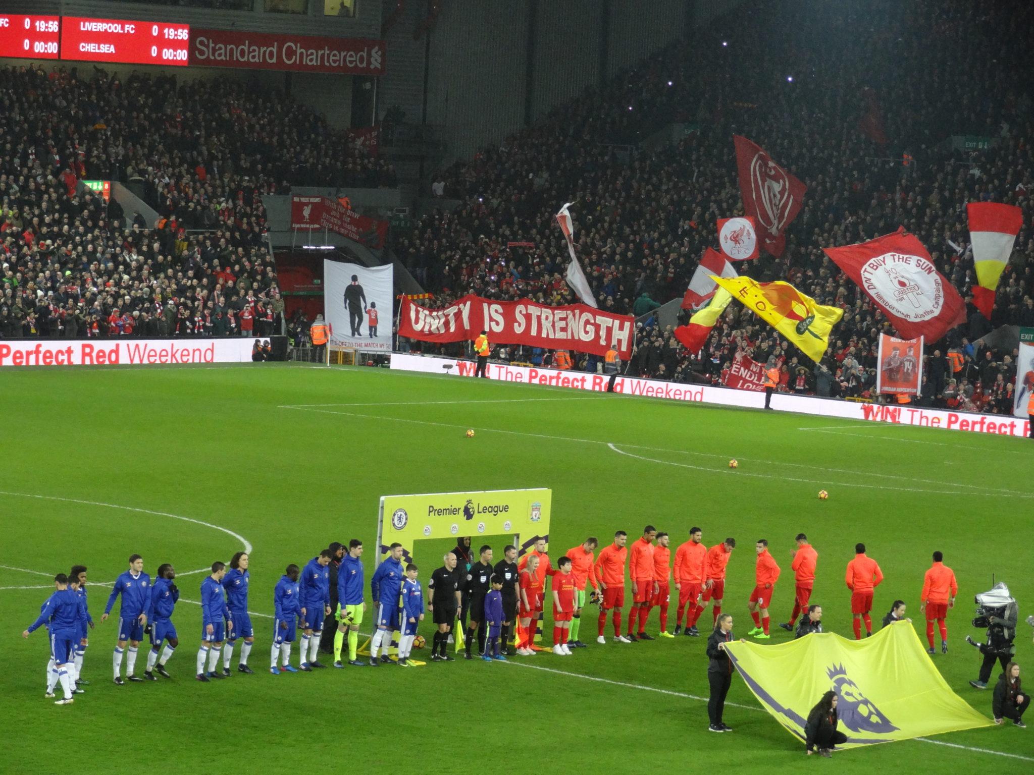 Liverpool - Swansea, Wolves et Chelsea (01/17)