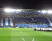 Leicester – Séville, 1/8ème retour de LdC
