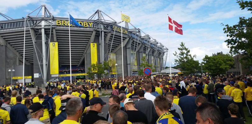 À Brøndby pour visiter le stade le plus chaud du Danemark