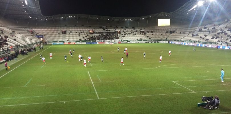 Red Star vs Laval, dans le mythique Stade Bauer