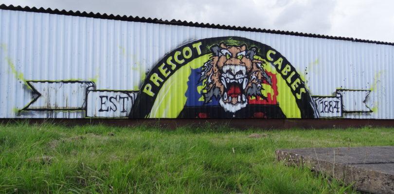 FA CUP : derby Prescot Cables – City Of Liverpool FC