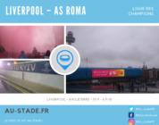 Liverpool – AS Roma: 1/2 Finale de LdC