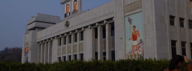 En Corée du Nord pour voir un match