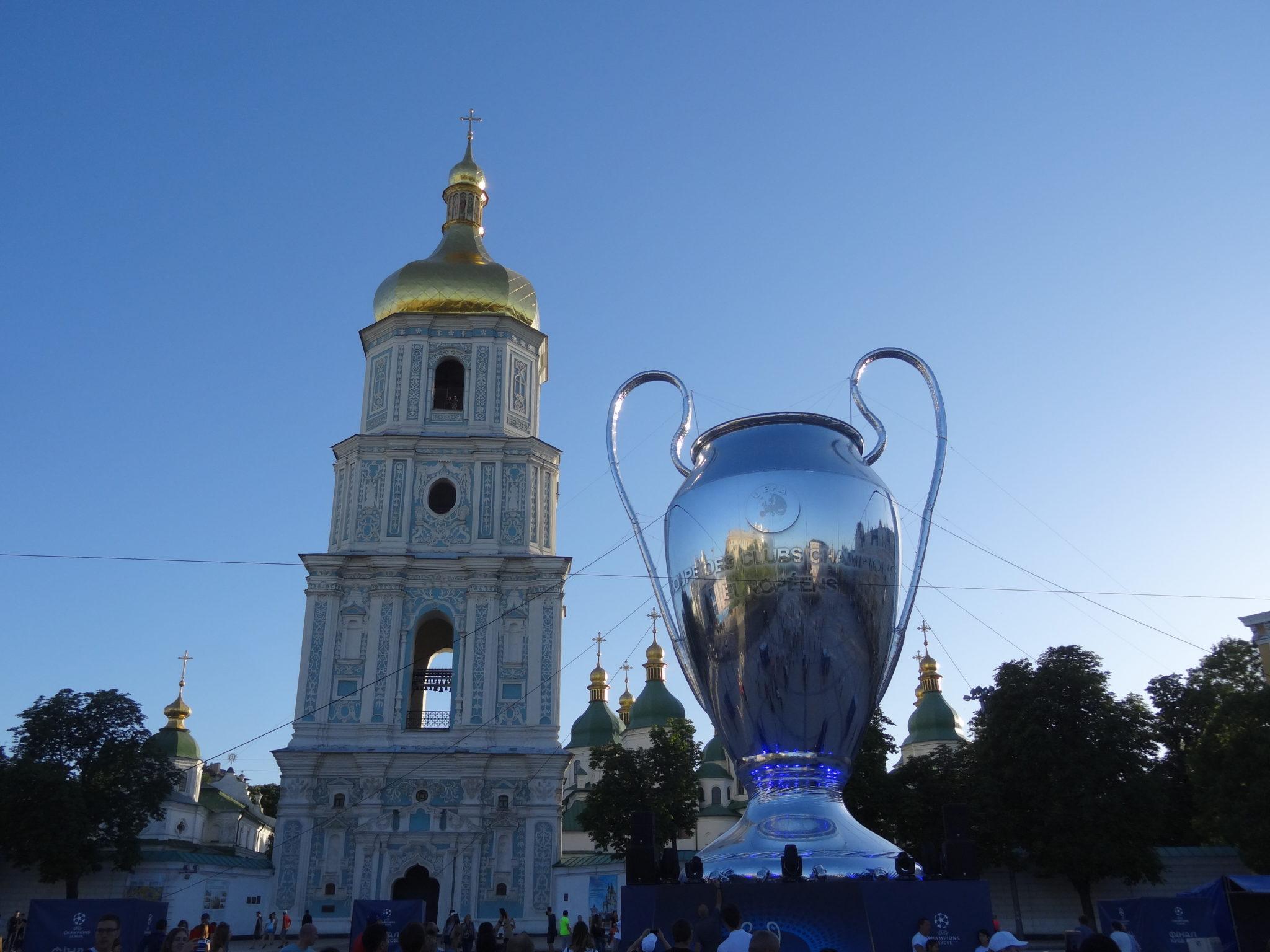 Finale de la LdC 2018 : Liverpool - Real Madrid