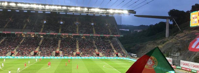 Portugal – Tunisie à Braga