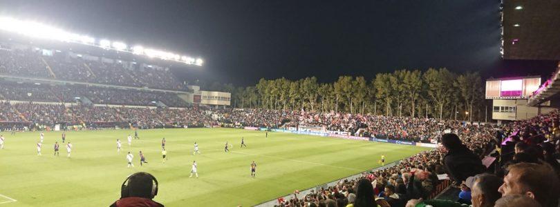 Rayo Vallecano – FC Barcelone à l'Estadio Vallecas