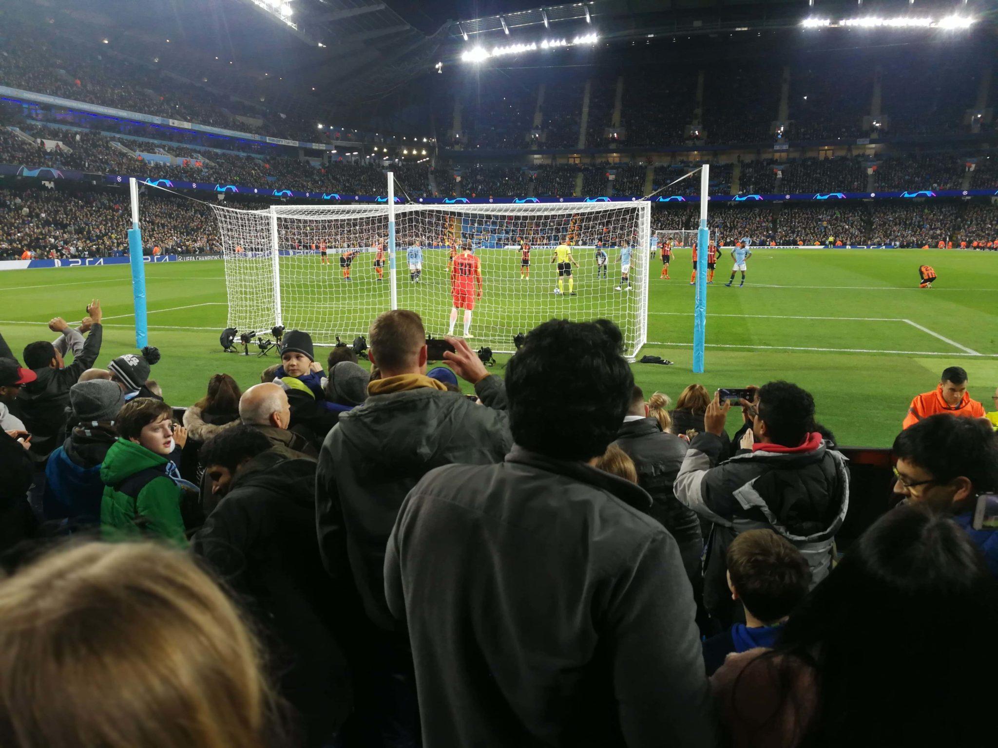 Manchester City - Shaktar Donetsk