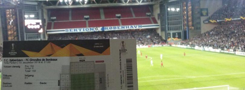 FC Copenhague – Girondins de Bordeaux