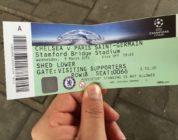 Chelsea – PSG (8ème de finale LdC 2016)