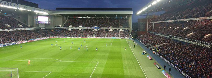 Glasgow Rangers – Hibernian, Boxing Day