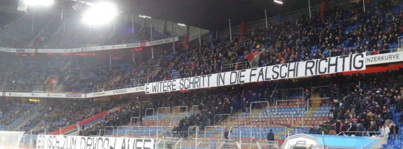 FC Bâle – FC Saint-Gall