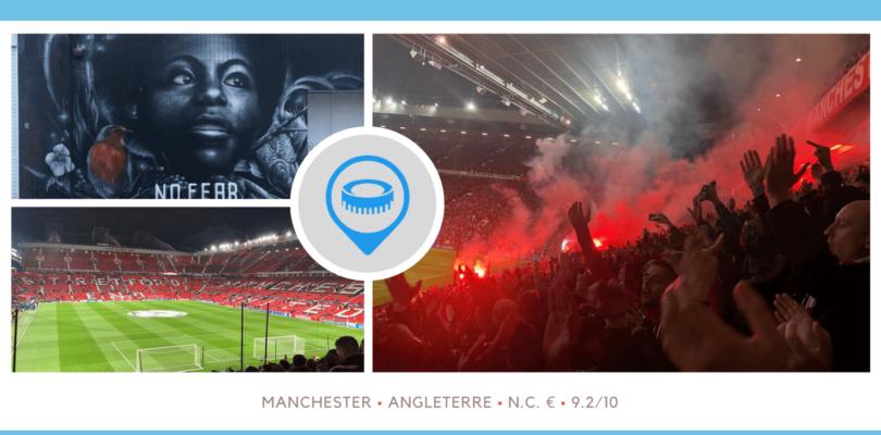Manchester United – PSG, 1/8ème Aller de LdC