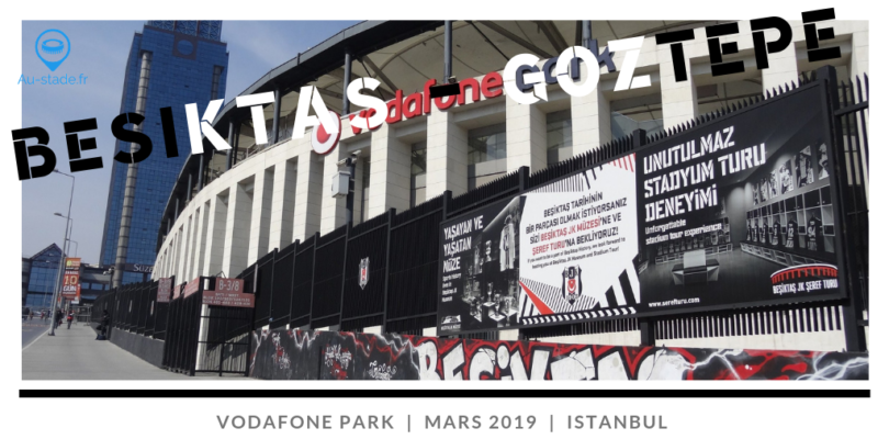 Besiktas – Goztepe (Istanbul, Partie 2/2)