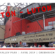 Charlton – Luton Town à Valley Park + Lord's Cricket Ground