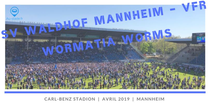 SV Waldhof Mannheim – VfR Wormatia Worms