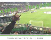 Bursaspor – Trabzonspor (Turkish delights 1/3)