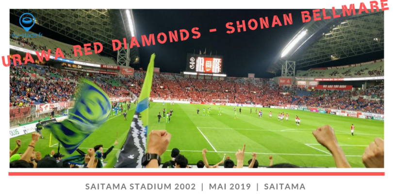 Urawa Red Diamonds – Shonan Bellmare au Saitama Stadium 2002