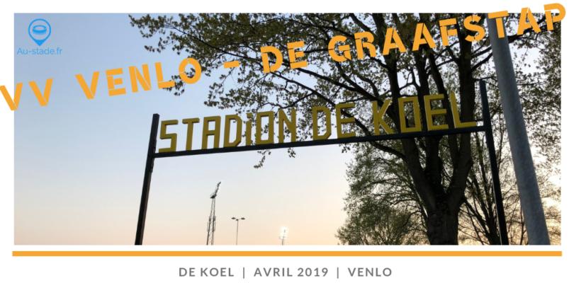 VV Venlo vs De Graafschap (Eredivisie)