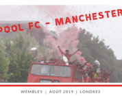 Liverpool FC – Manchester City (Community Shield à Wembley)
