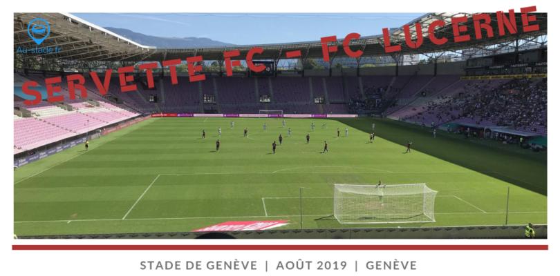 Servette FC – FC Lucerne