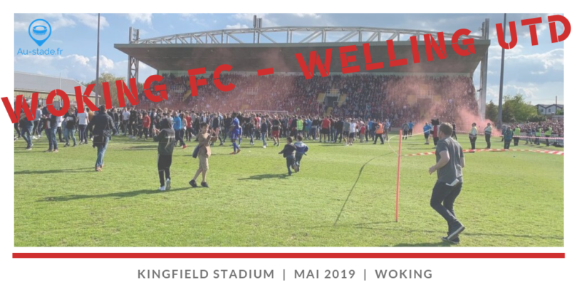 Woking FC – Welling United en Non-League anglaise
