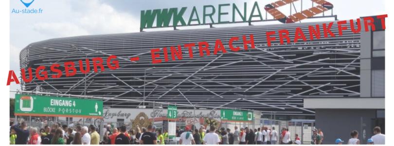 FC Augsbourg – Eintracht Francfort