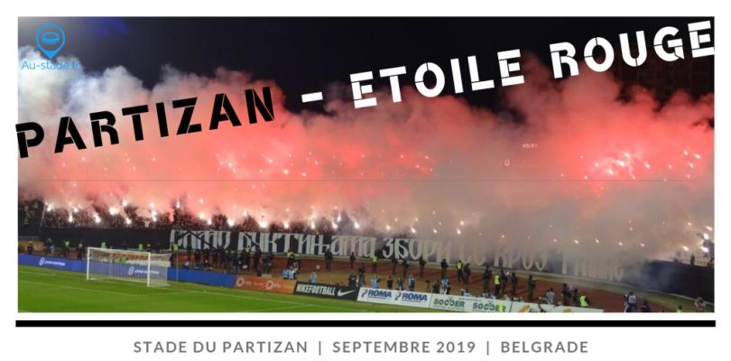 Partizan Belgrade – Etoile Rouge de Belgrade