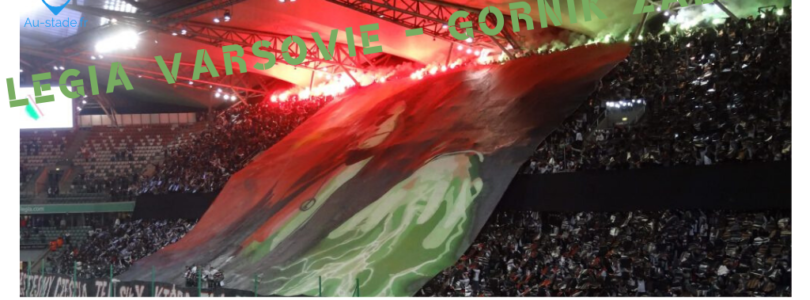 Legia Varsovie – Gornik Zabrze + reportage photo de la fête nationale (Pologne 1/2)