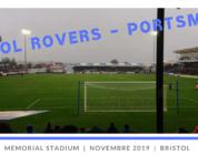Bristol Rovers – Portsmouth