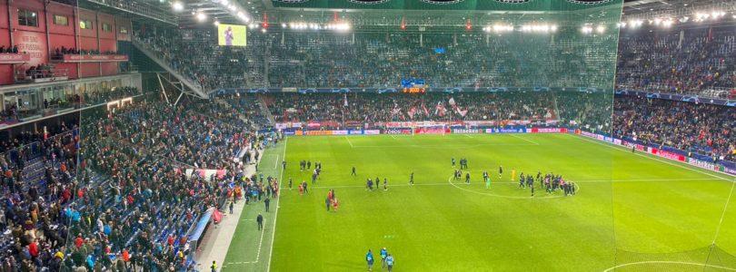 RB Salzburg – Liverpool FC en away