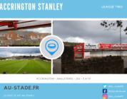 Bienvenue à Accrington – 1ère partie : la League Two.