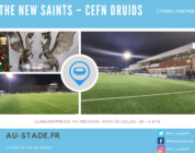[Cymru premier] The New Saints – Cefn Druids