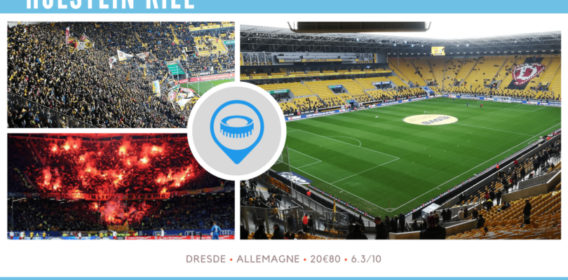 Dynamo Dresden – Holstein Kiel