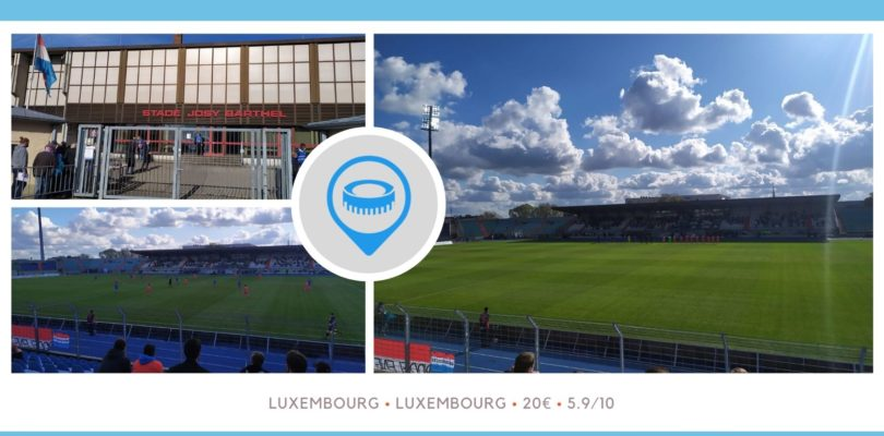 Luxembourg – Chypre (UEFA Nations League)